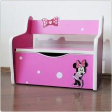 Bancuta depozitare Minnie Mouse