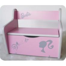 Bancuta depozitare Barbie