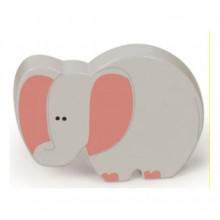 Butoni plastic Elefant