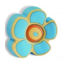 Butoni plastic gumat Floare
