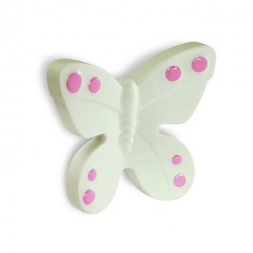 Butoni plastic Fluture