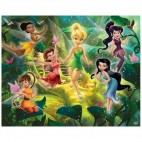 Tapet Disney Fairies
