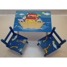 Masuta copii cu 2 scaune Noe